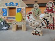 Bausatz zu einem russischen Volksmärchen