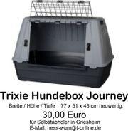 Trixi Hundebox Journey