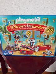 Playmobil Adventskalender Piraten neu