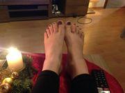 Meine Füße für dein Vergnügen
