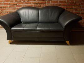 Polster, Sessel, Couch - Sofa Garnitur 3-er 2-er Sessel - Machalke