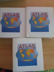 3 Sammelordner Atlas der Welt