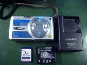 Panasonic DMC-FX1 Lumix Leica Lens