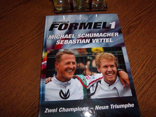 Formel 1 Zwei Champions - neun