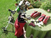 tolles Golfset-Schnäppchen mit Raritäten