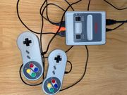 Classic snes mini super nintendo