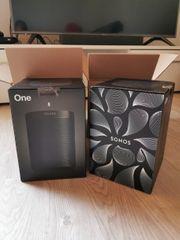 Sonos one smart Speaker 2