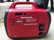 HONDA EU20i EU-Inverter Stromerzeuger Generator