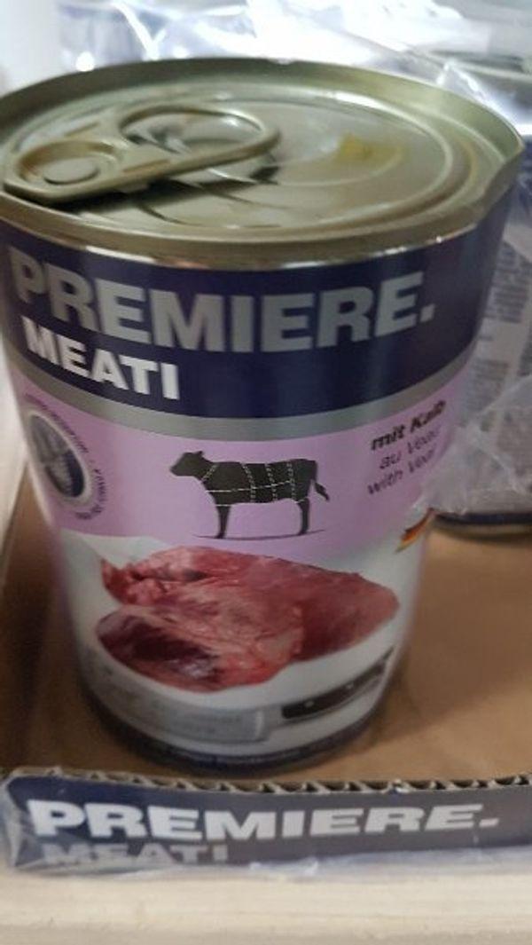 Hundenassfutter von Premiere Meati