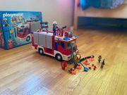 Playmobil Feuerwehr 4821 Rüstfahrzeug