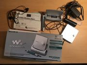 Minidisc player - Walkman MZ-E909 von