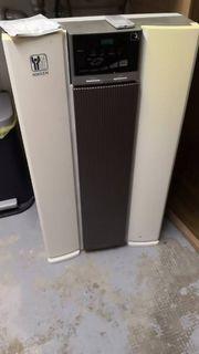 HEPA - Luftreiniger mit Fernbedienung Luftfilterung