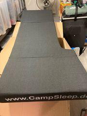CampSleep Matratze Fahrerhaus NEU
