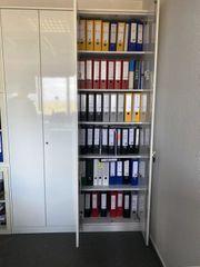 Edler Akten- Büroschrank Einzelstück