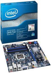 Intel Desktop Board DH67GD - Media