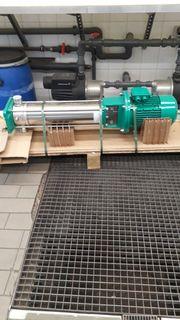 Wilo MVI 817 Druckerhöhungspumpe nochmals