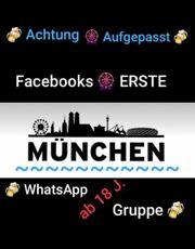 München Life - WhatsApp Gruppe