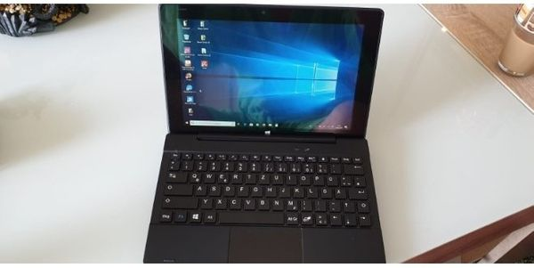 trekstor tablet mit Tastatur Windows