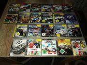 Playstation 3 mit 23 Spielen