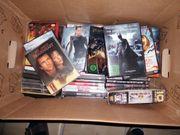 DVD Konvolut aus Sammlungsauflösung über