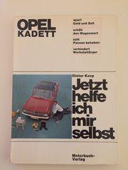 Opel Kadett A Reparaturanleitung