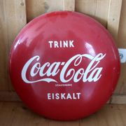 Coca Cola Emailschild
