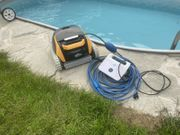 Dolphin E20 Poolroboter Poolsauger mit