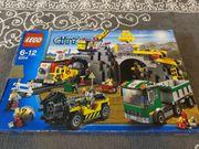Lego City Bergwerk 4204 Gold