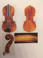 Wunderschöne Geige zu verkaufen
