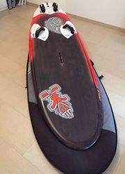 Starboard Carve 151 Carbon Windsurfboard