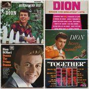 5x DION The wanderer Vinyl-LPs
