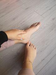 Fußbilder u Handbilder
