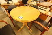 Essgruppe 5teilig Tisch O 80 -