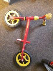 Roller ohne Sattel
