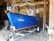 Segelboot Friendship 25 zu verkaufen
