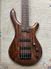 Mayones Be Exotic - 5-Saiter E-Bass