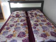 160 x 200 cm Doppelbett