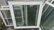 Mehrere Kunststoff Fenster 112 cm