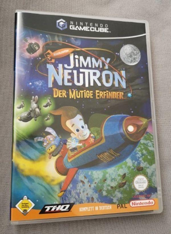 Jimmy Neutron Der mutige Erfinder -
