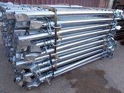 50 x Schrägstützen Zug Druck-Stützen