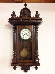 GUSTAV BECKER antike Uhr