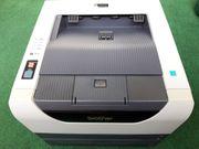 Brother monochrom Laserdrucker HL-5350DN inkl