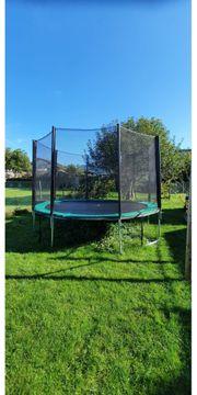 Trampolin Hop-Sport D 366cm