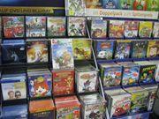 600 DVD s Kinderfilme Walt
