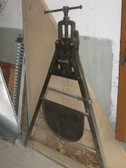 Spengler Rohr- Schraubstock