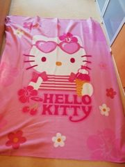 Hello Kitty Decke