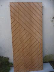 Profil-Sperrholz-Platten mit diagonaler Nutung Nutabst