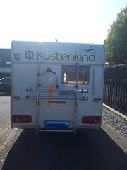 Wohnwagen Bürstner Ventana 400 TS