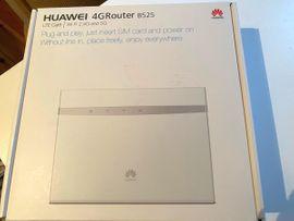 Leistungsfähiger Huawei LTE Router für: Kleinanzeigen aus Schönbrunn - Rubrik Sonstige Hardware, Zubehör