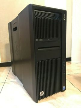 HP Z840 Workstation mit 2x: Kleinanzeigen aus München Schwabing-West - Rubrik PCs über 2 GHz